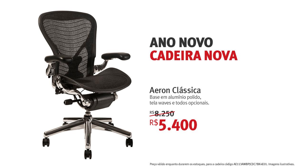 Aeron Chair com preço especial.