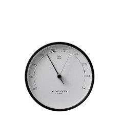 Koppel Barometer - Black Stainless Steel