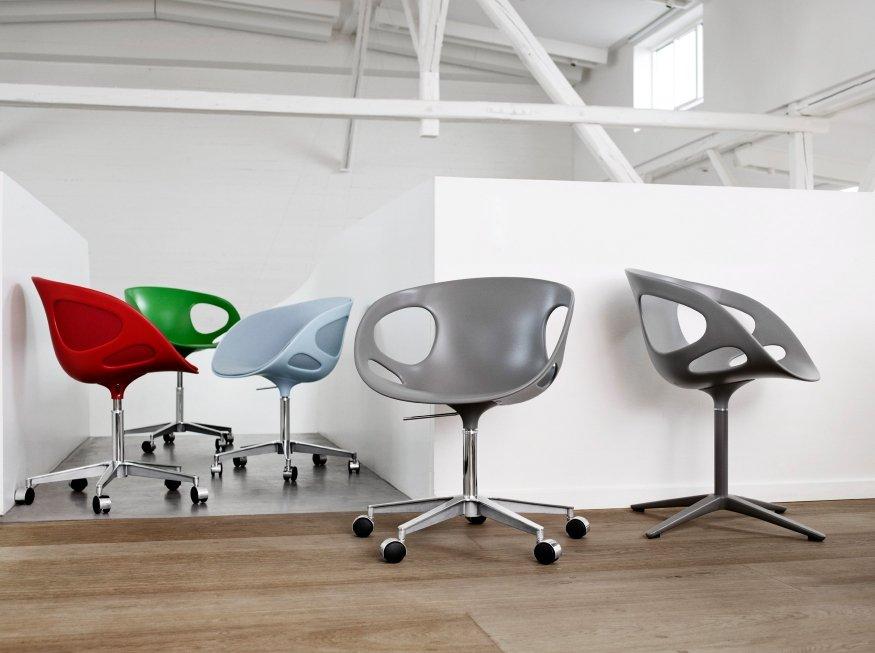 Rin fritz hansen atec original design - Arne jacobsen drehstuhl ...