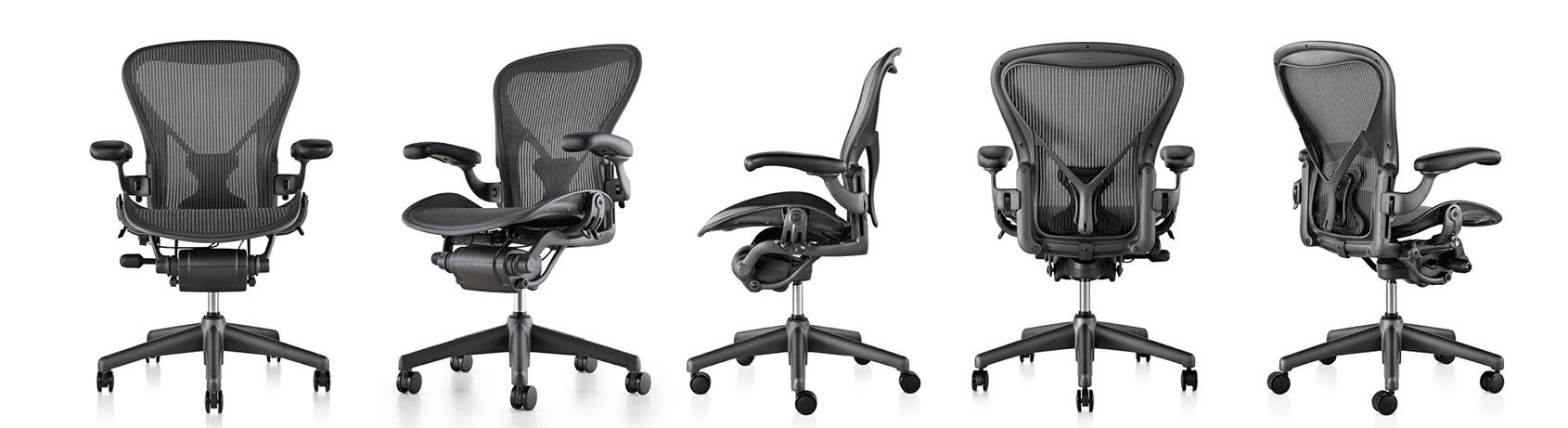 Cadeira Aeron Herman Miller por R$3.990